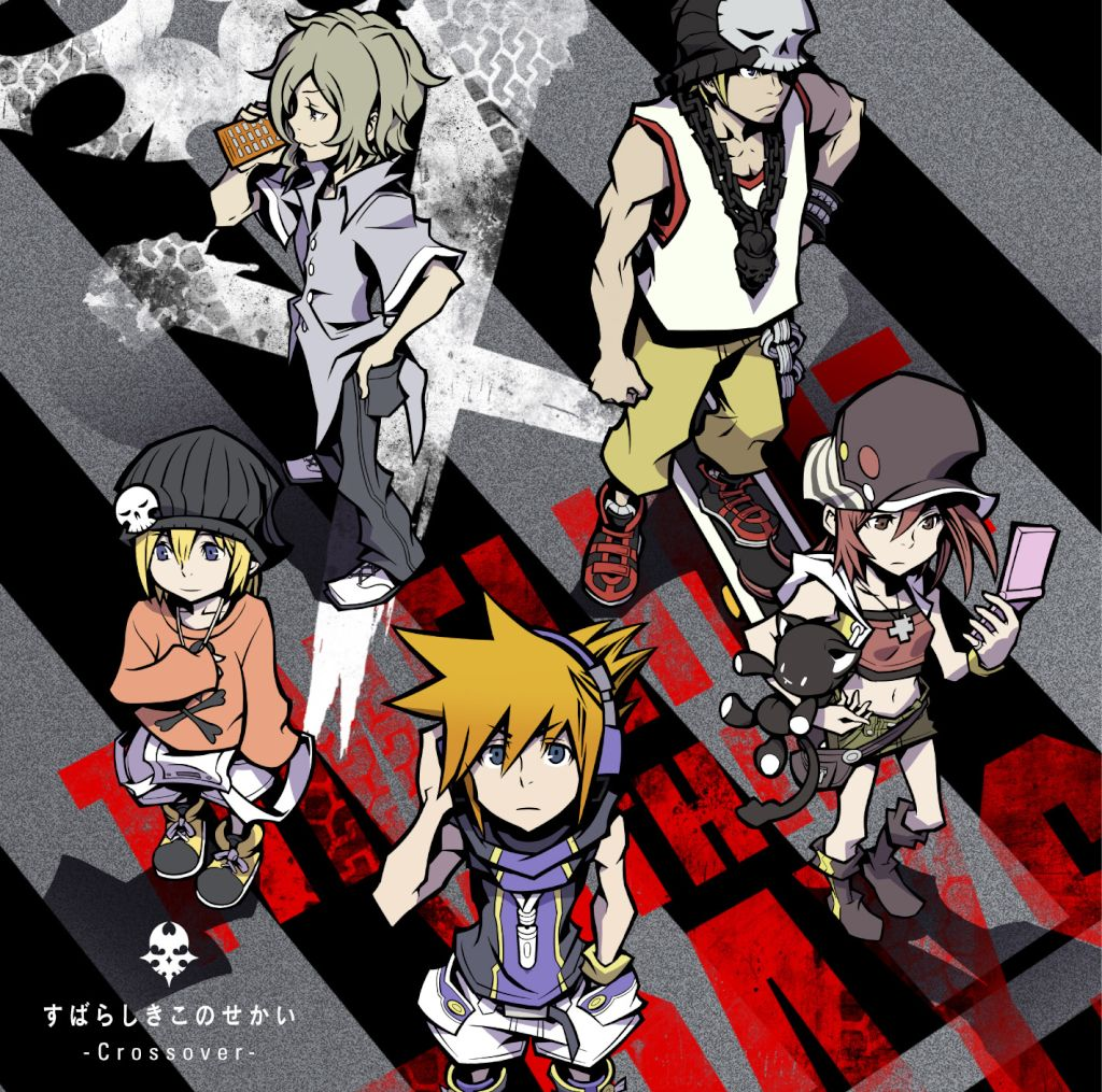 THE WORLD ENDS WITH YOU -crossover- Releasing September 20! - News -  Kingdom Hearts Insider