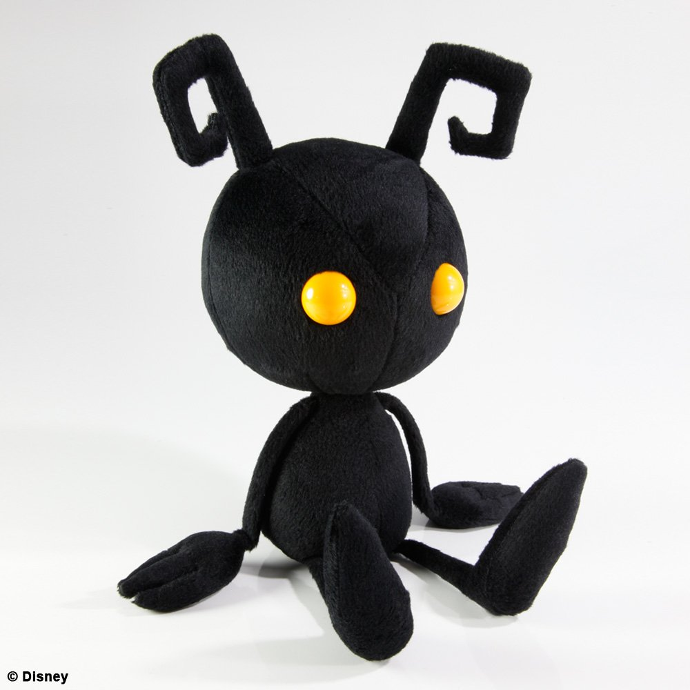 KINGDOM HEARTS Shadow Heartless Plush Releases February 15 ...