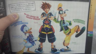 تفاصيل Kingdom Hearts III من فامتسو   TGBoards