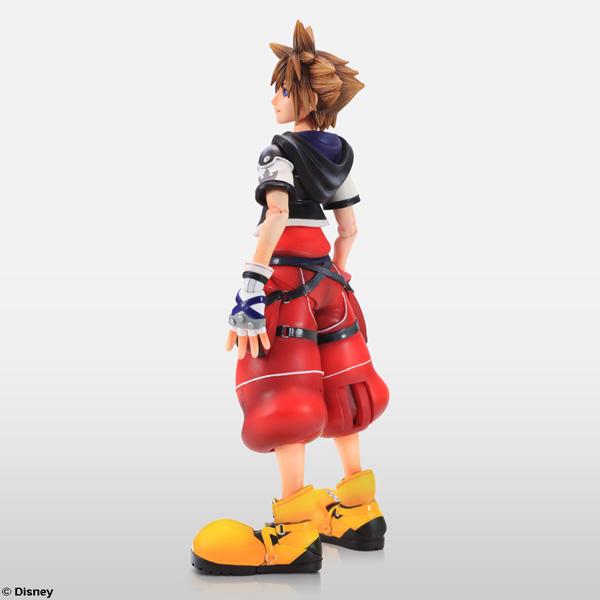 News ▻ Kingdom Hearts II Play Arts Kai Sora Limit Form Releases ...
