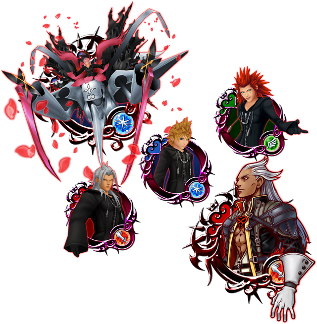 September 16 - KINGDOM HEARTS Unchained χ ENG Update! - News ...