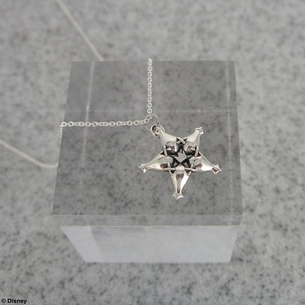 News Pre Order Kingdom Hearts Charm Necklaces From Na Square Enix