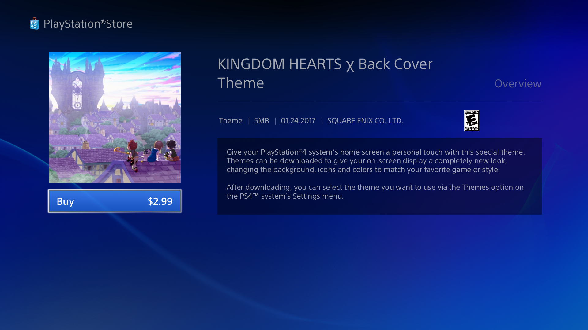 UPDATE: KINGDOM HEARTS HD 2 8 Final Chapter Prologue themes
