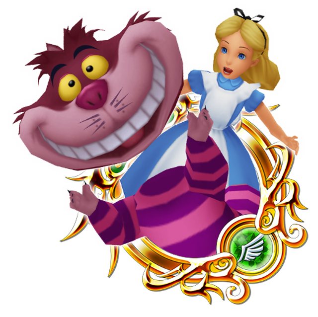 Khux Alice Cheshire Cat Quest