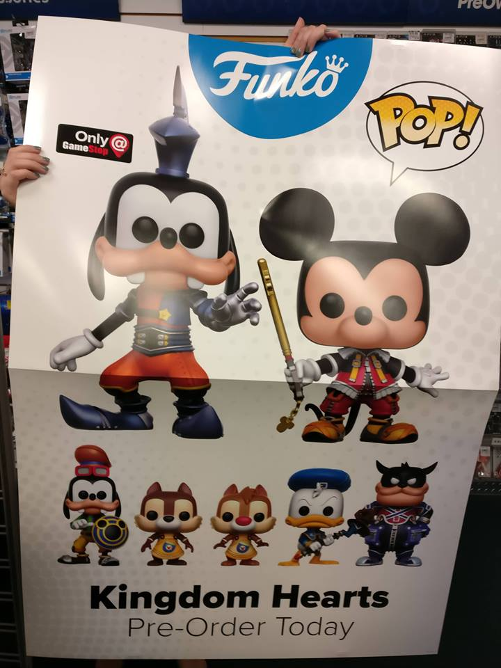 Check Out The Gamestop Exclusive Kingdom Hearts Goofy