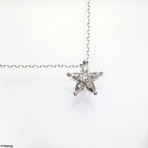 Pre order kingdom hearts charm necklaces from na square enix online kingdom hearts birth by sleep silver charm necklace wayfinder aloadofball Images