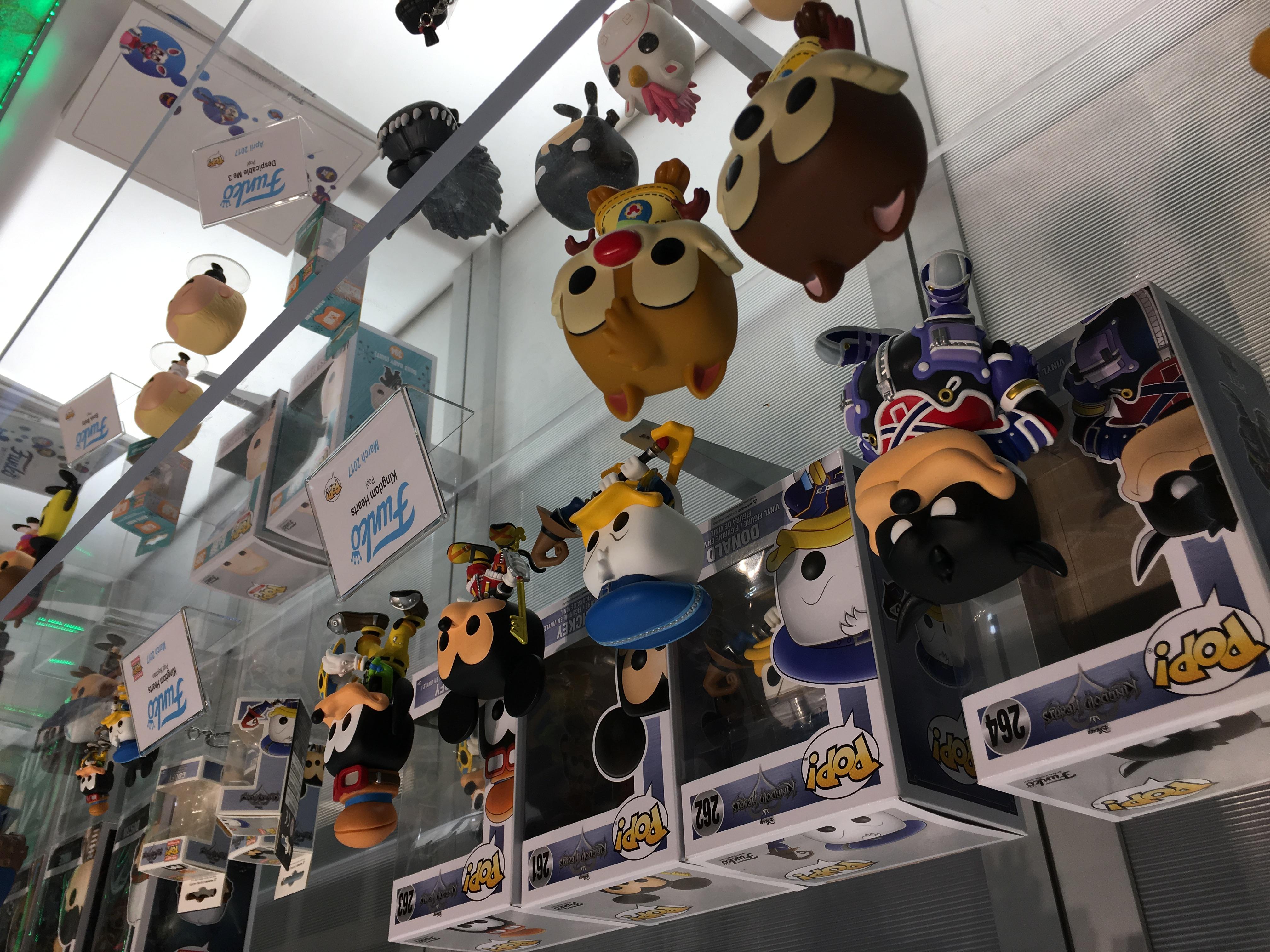 ... Kingdom Hearts Funko Pops and Plushies - News - Kingdom Hearts Insider