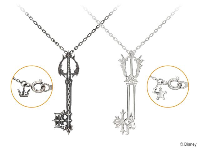 News Kingdom Hearts Jewelry Accessories By K Uno