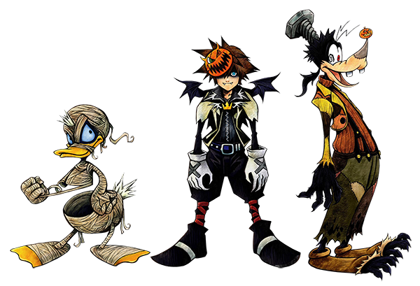 Nightmare Before Christmas Sora.Rumor Line Disney Tsum Tsum Adding Kh Halloween Town Tsums