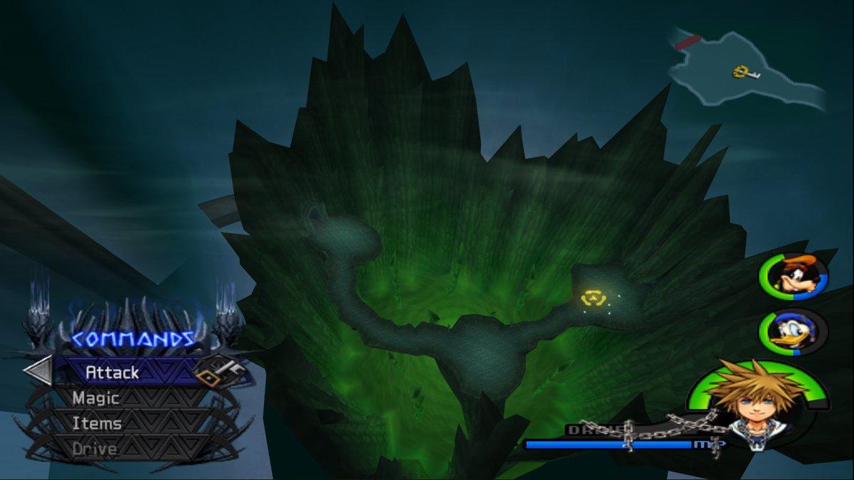 Shesez Breaks the Boundaries of Kingdom Hearts 2 - News - Kingdom