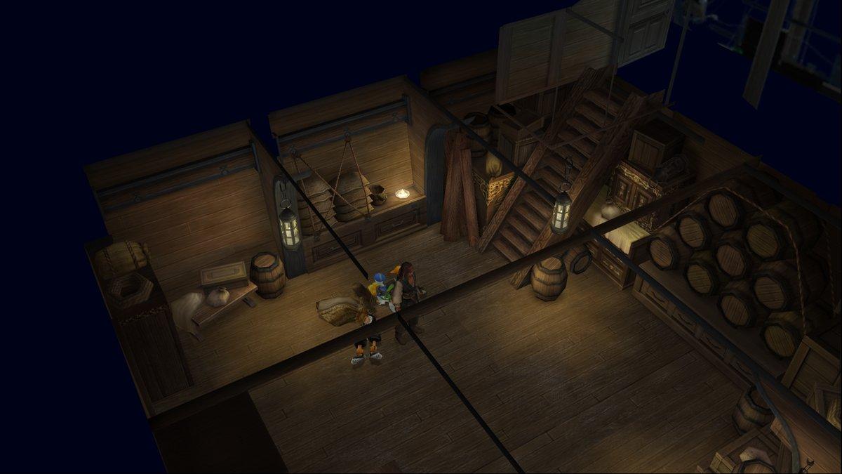 Shesez Breaks the Boundaries of Kingdom Hearts 2 - News