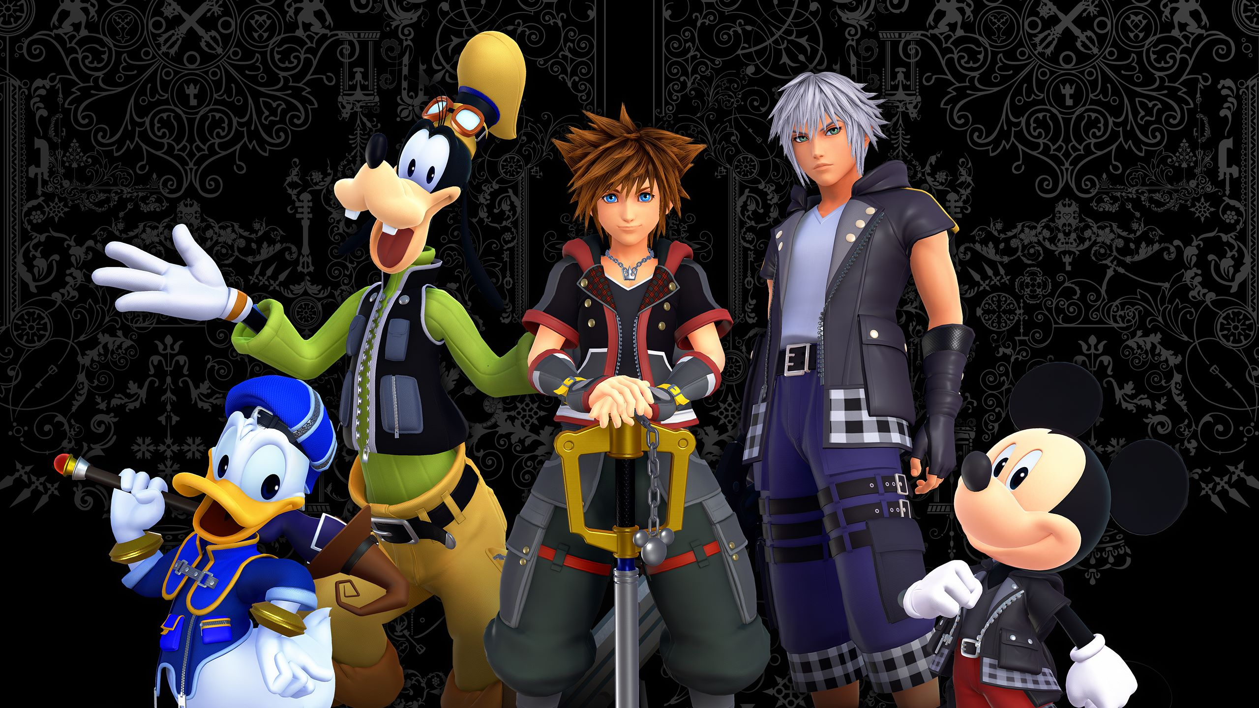 Microsoft updates website with Kingdom Hearts 3 Download Content