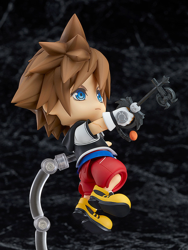 Good Smile The Makers Of Popular Nendoroid Series Have Announced A Figure Based On Sora As He Appears In Original Kingdom Hearts