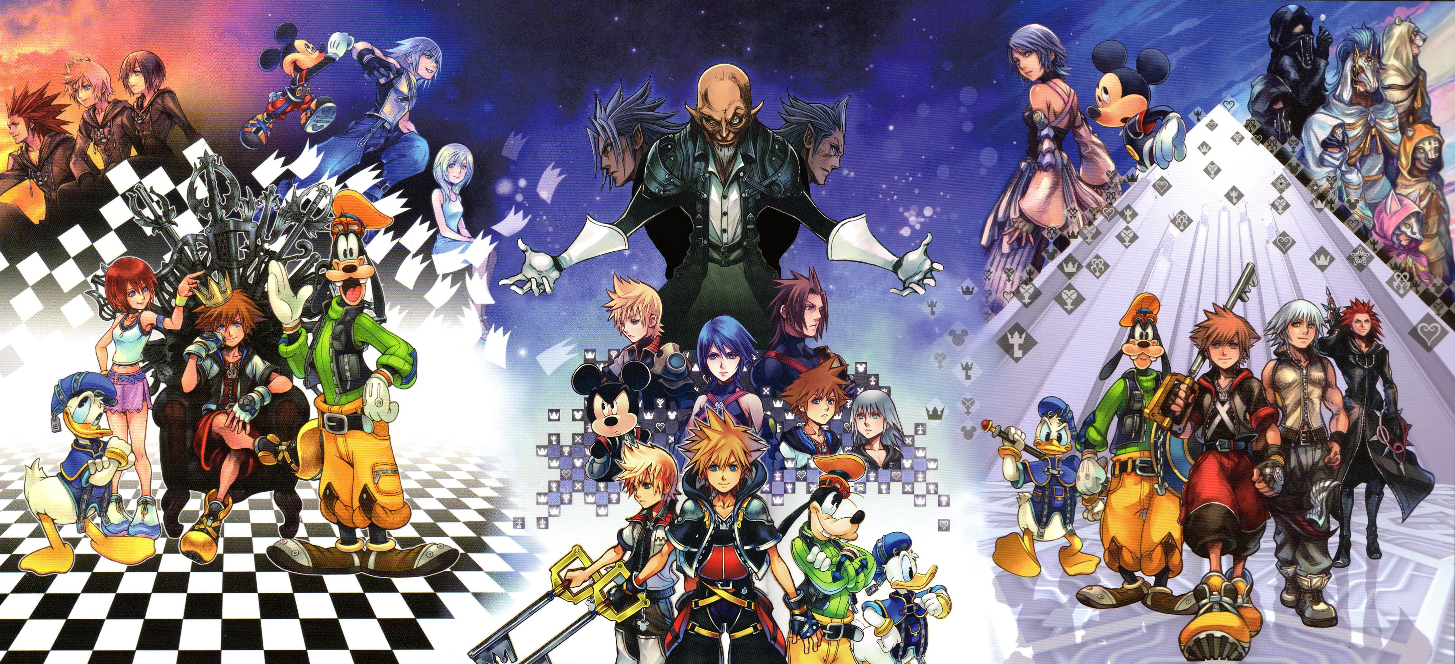 Square Enix Releases Patch To Fully Unlock Share Functions In Kh