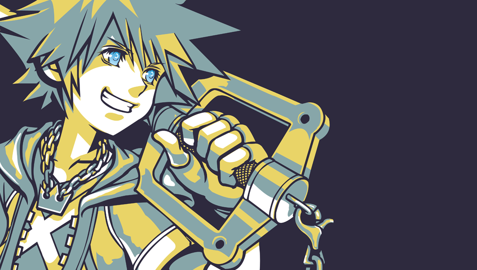 The Keyblade Wielder