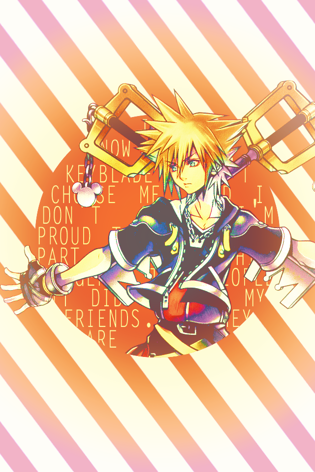 Iphone Wallpapers Kingdom Hearts Insider