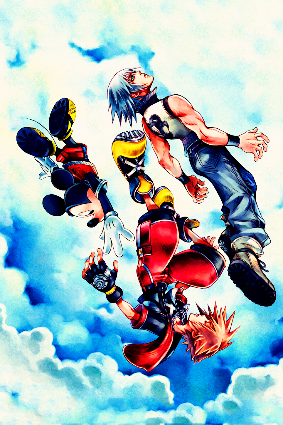 Iphone wallpapers kingdom hearts insider iphone wallpapers voltagebd Images