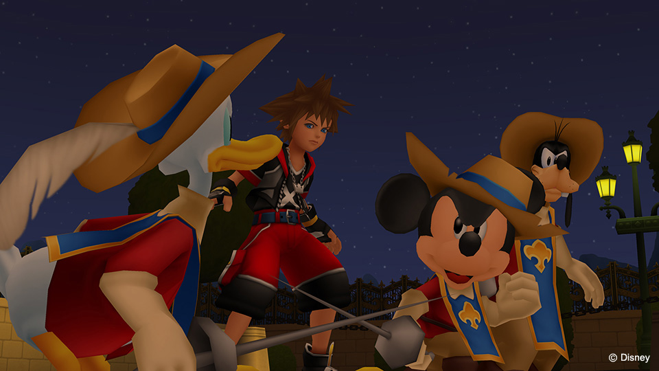 Kingdom Hearts Hd 28 Final Chapter Prologue Announced News