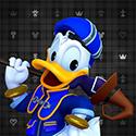 Kingdom Hearts Odyssée Féérique PS+_Donald