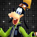 Kingdom Hearts Odyssée Féérique PS+_Goofy