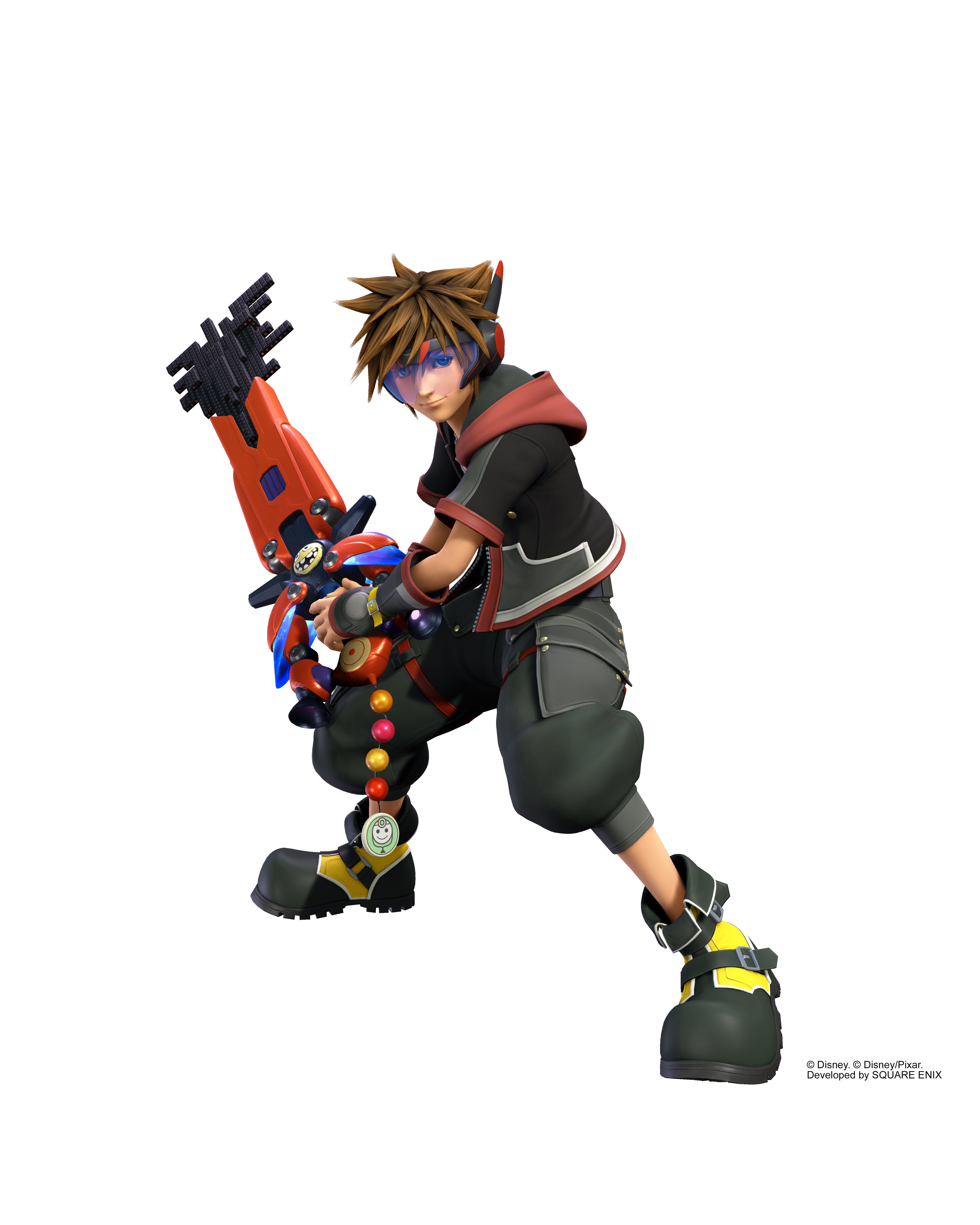 Kingdom Hearts III [Archive] - PS4Forums gr