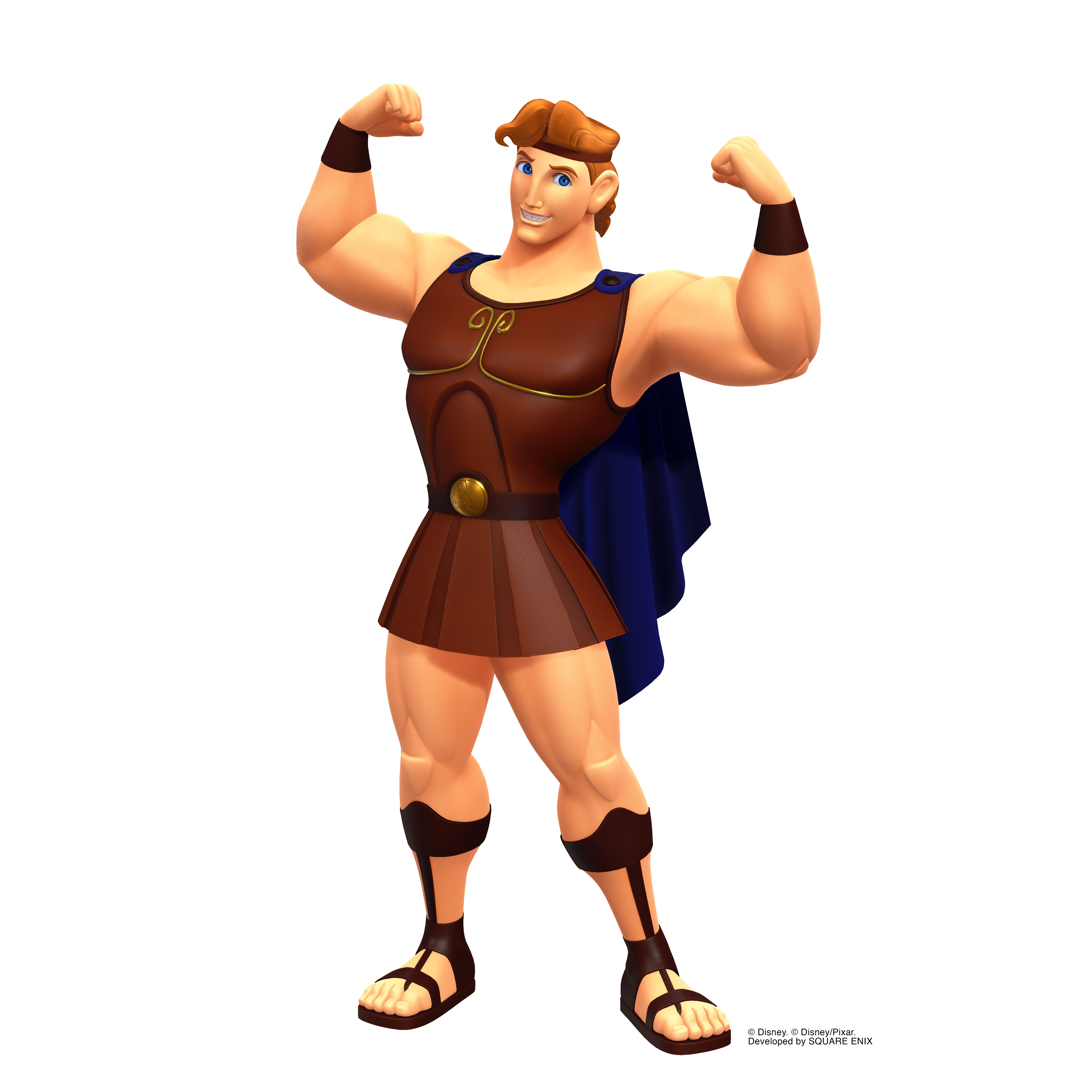 New Olympus Renders show off Phil, Zeus, Megara and more from