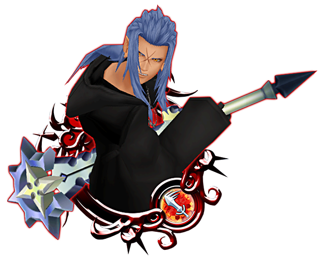Saix B - Kingdom Hearts Insider
