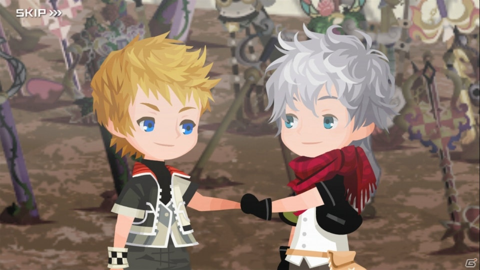 Kingdom hearts union χ cross expansion to bring ventus