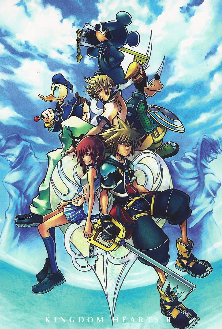 kingdom hearts images - photo #14
