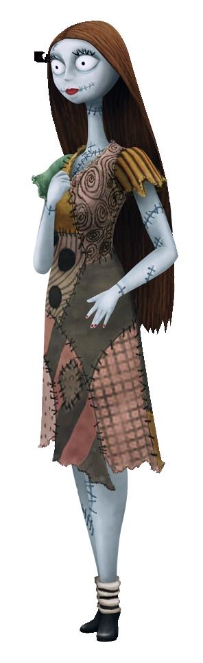 Sally - Kingdom Hearts Insider