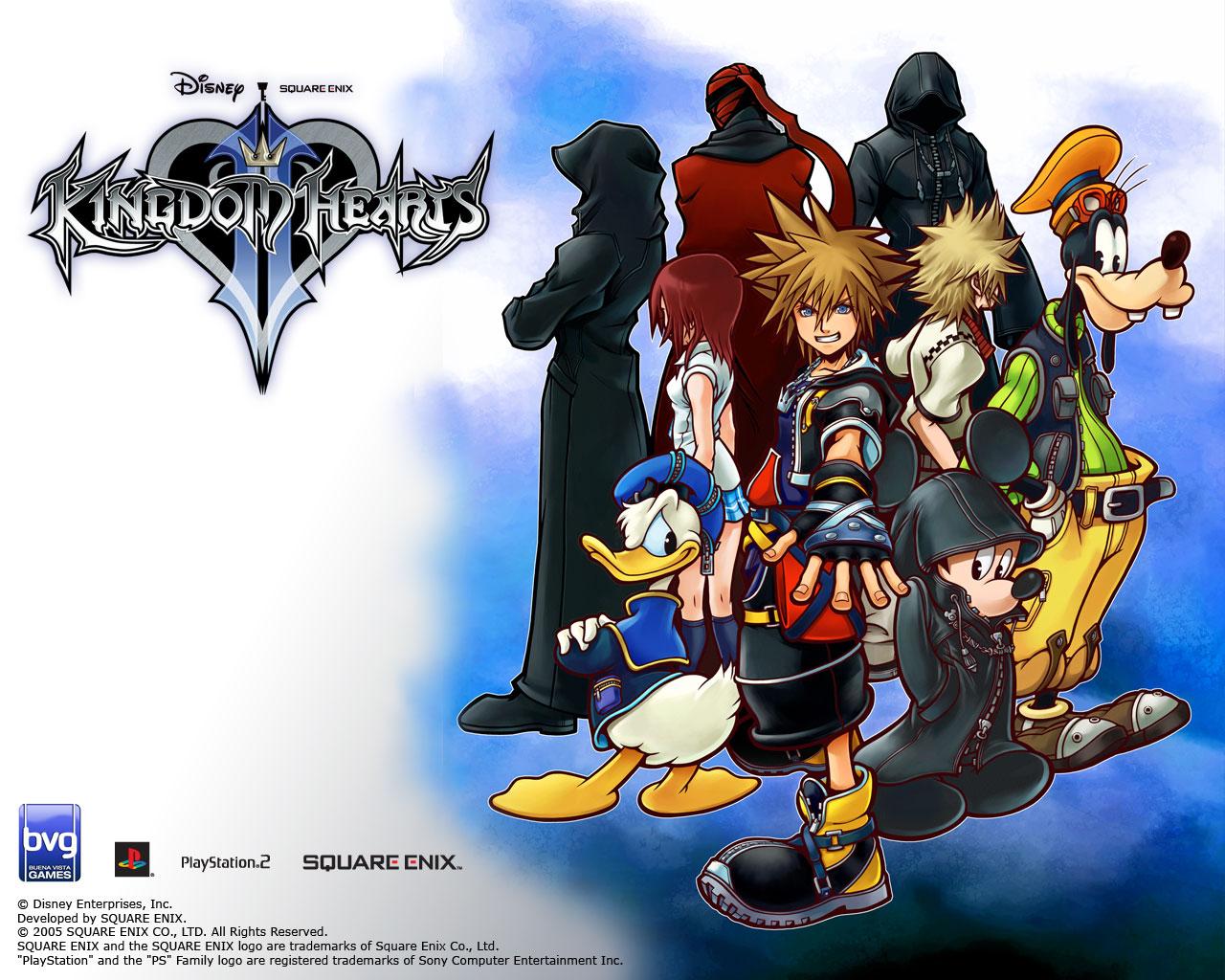Index Of Kingdom Hearts Ii Wallpapers 1280x1024