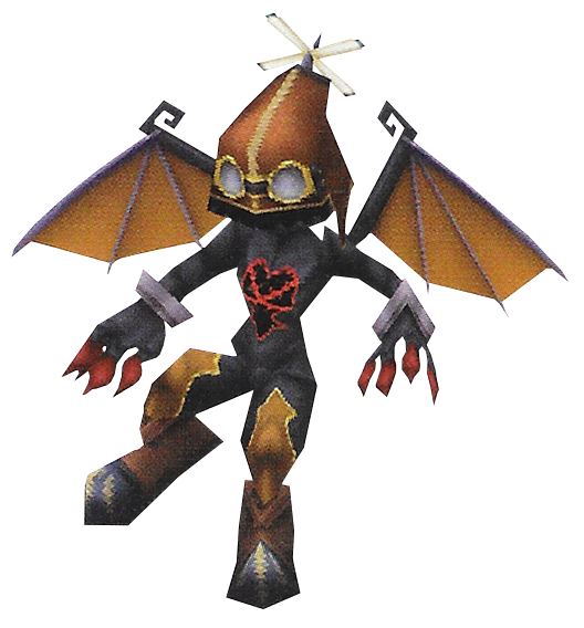 index of kingdom hearts coded renders heartless