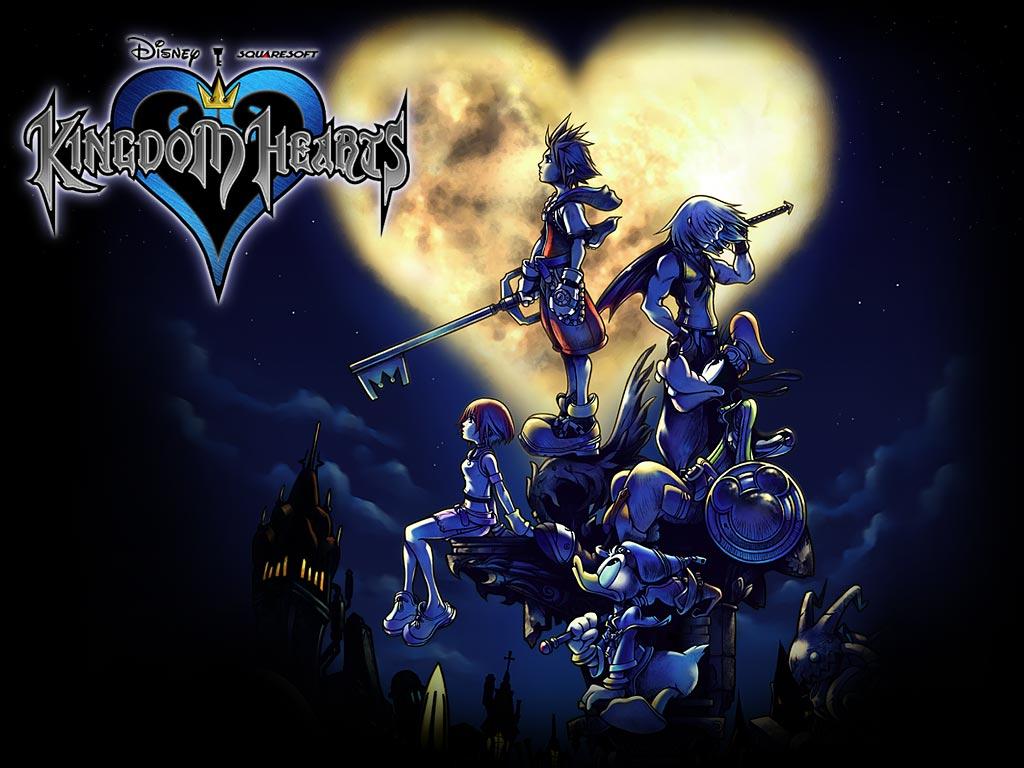 Wallpapers Kingdom Hearts Kingdom Hearts Insider